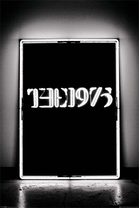 Poster The 1975 - Album Cover