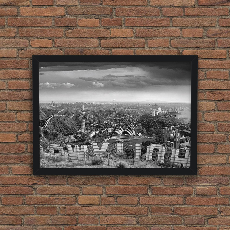 Poster Thomas Barbey - one too many drinks