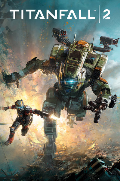 Poster Titanfall 2 - Cover