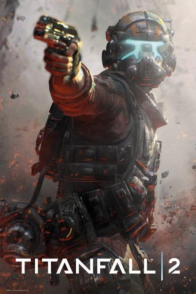 Poster Titanfall 2 - Jack