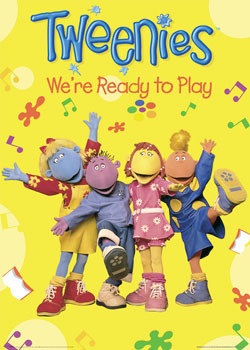 Poster TWEENIES - one sheet