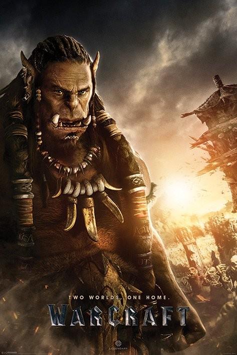 Poster WarCraft - Durotan