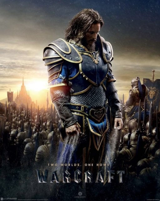 Poster Warcraft: The Beginning - Lothar