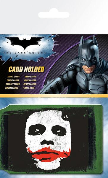 Batman: Temný rytíř - Joker Pouzdro na karty