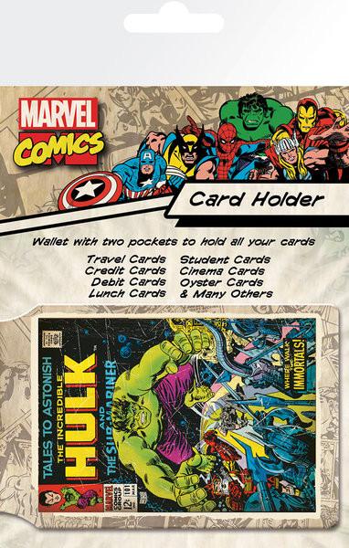 MARVEL - hulk Pouzdro na karty