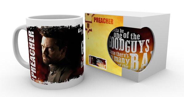 Hrnek Preacher - Jesse Good Guys