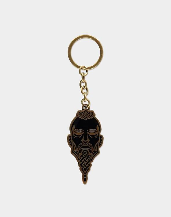 Assassin's Creed: Valhalla - Face Privjesak za ključeve
