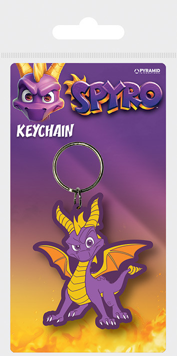 Spyro - Dragon Stance Privjesak za ključeve