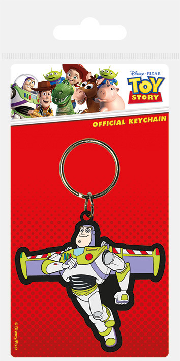 Toy Story 4 - Buzz Lightyear Privjesak za ključeve