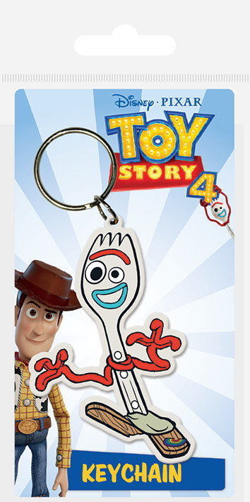 Toy Story 4 - Forky Privjesak za ključeve