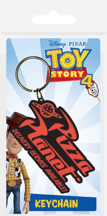 Toy Story 4 - Pizza Planet Privjesak za ključeve