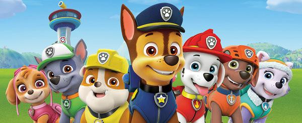 Kubek Psi patrol - Group