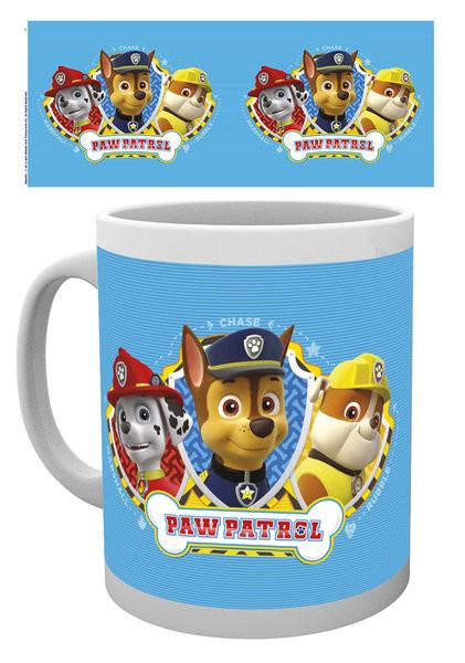 Kubek Psi patrol - Trio