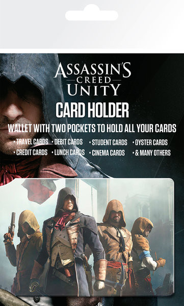 Assassin's Creed Unity - Characters Púzdro na karty