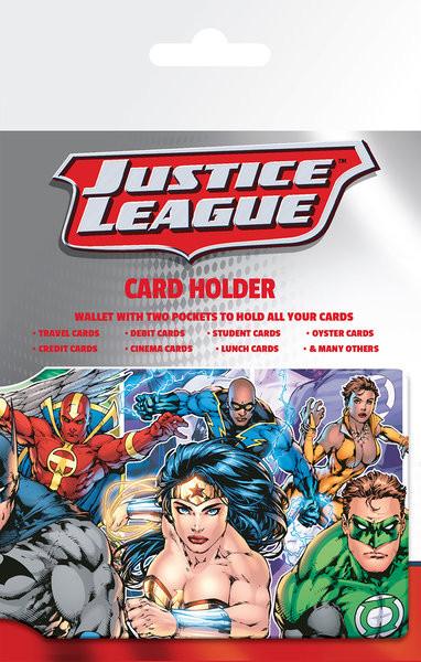 DC Comics - Justice League Group Púzdro na karty