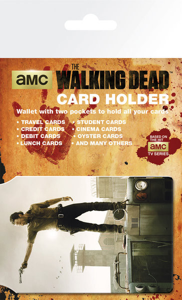 WALKING DEAD Púzdro na karty
