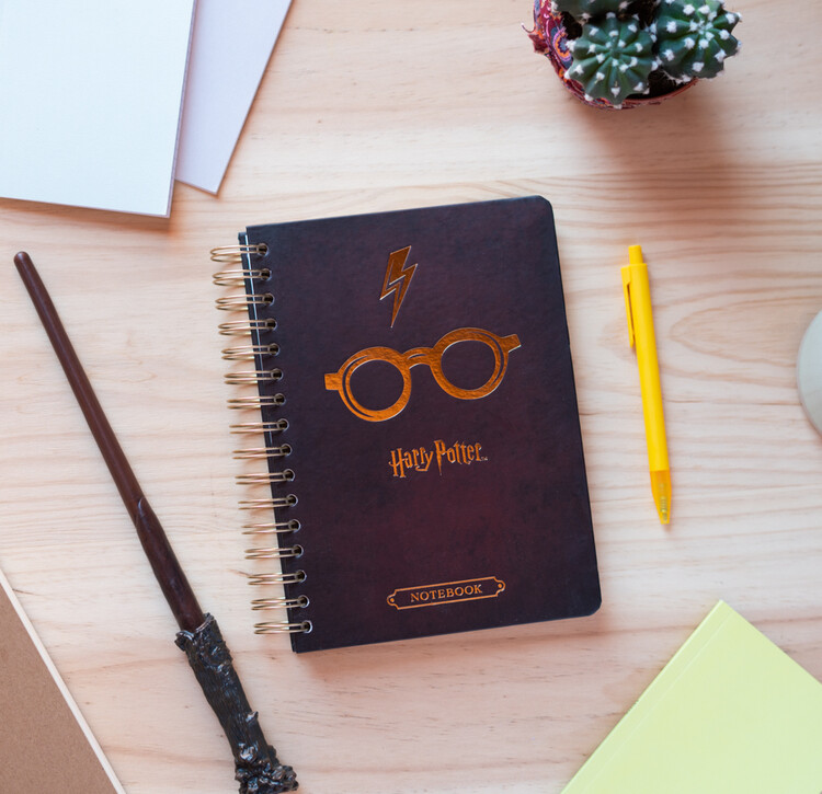 Quaderno Harry Potter A5