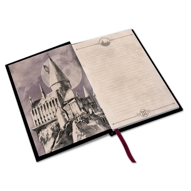 Quaderno Harry Potter - Hogwarts