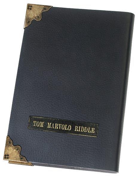 Harry Potter - Tom Riddle Diary Quaderni