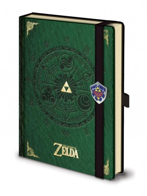 Quaderno The Legend Of Zelda - Premium A5