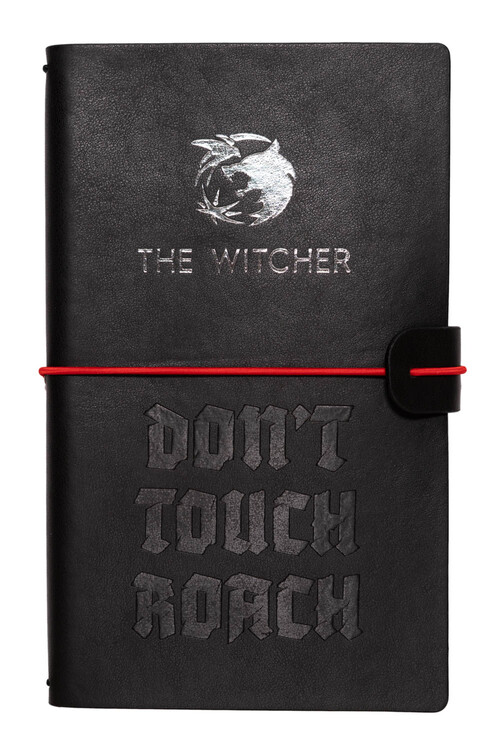 Quaderno The Witcher - Don't Touch Roach