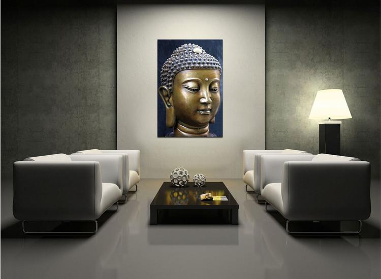 Quadro Buddha – Face