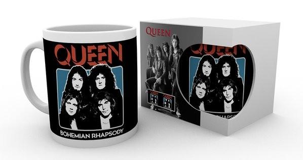 Kubek Queen - Bohemian Rhapsody