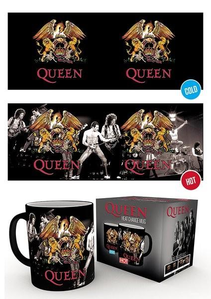 Hrnek Queen - Crest (Bravado)