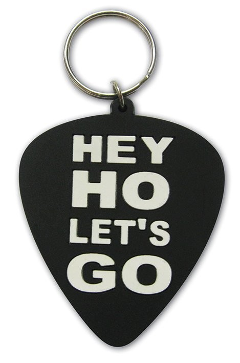 Ramones - Hey Ho, Let's Go (Plectrum)