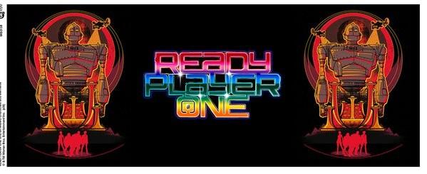 Hrnek Ready Player One - Iron Giant