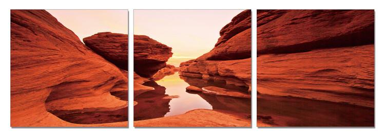 Mодерна картина  Red Rock