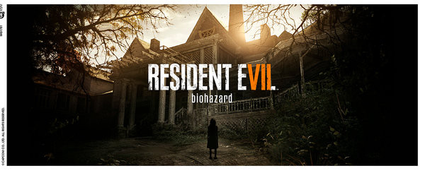 Hrnek Resident Evil - Re 7 Key Art