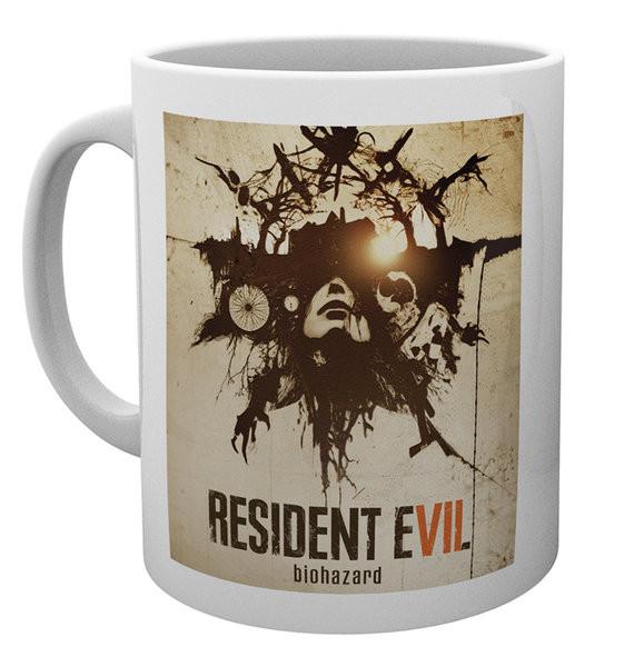 Hrnek Resident Evil - Talisman