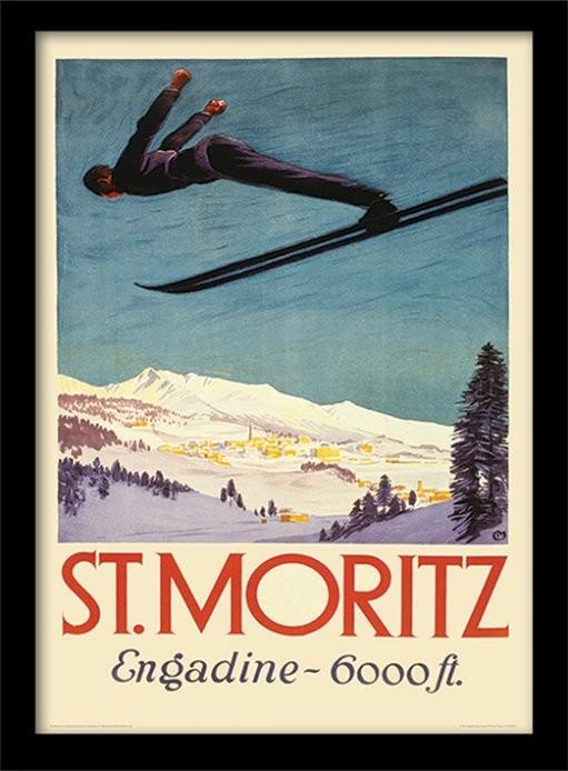Retro - St. Moritz