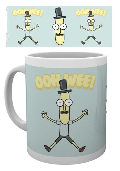 Hrnek Rick And Morty - Mr Poopy Butthole