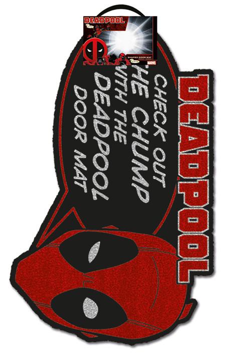 Rohožka Deadpool - Chump