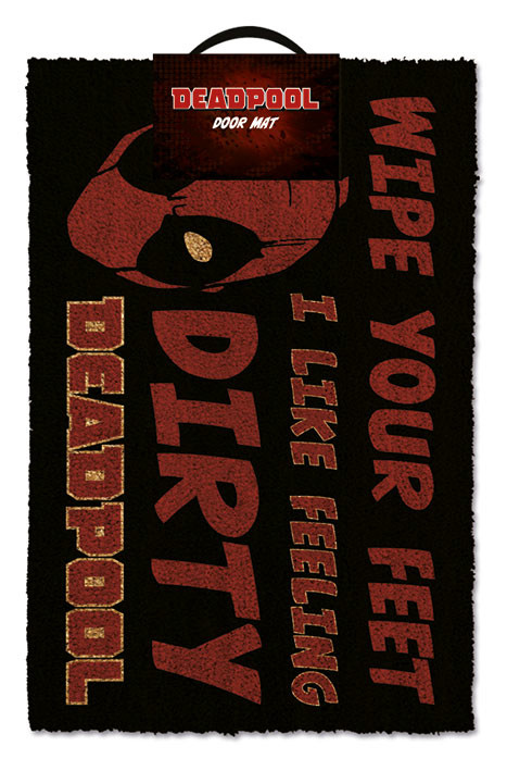 Rohožka Deadpool - Dirty