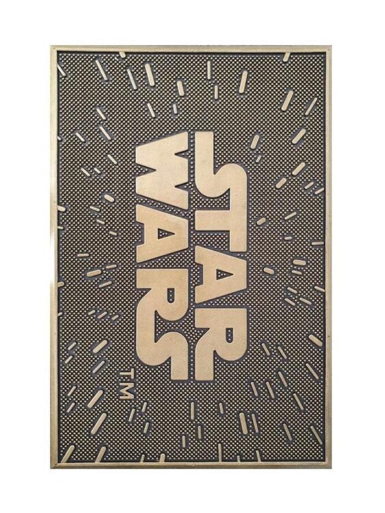 Rohožka Star Wars - The Logo (Gumová)