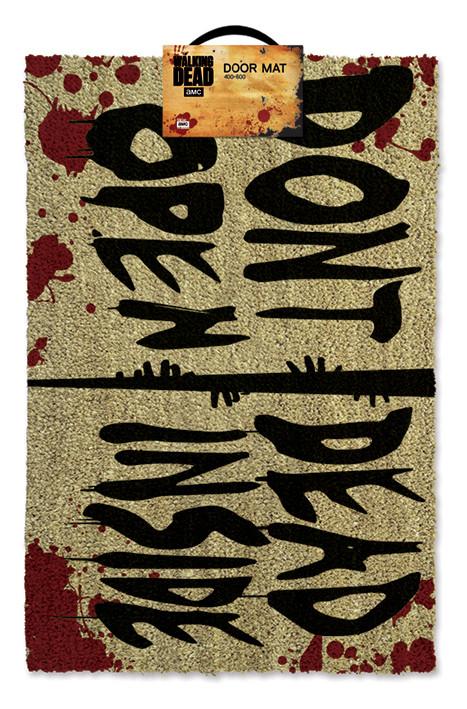 Rohožka The Walking Dead - Dont Open Dead Inside