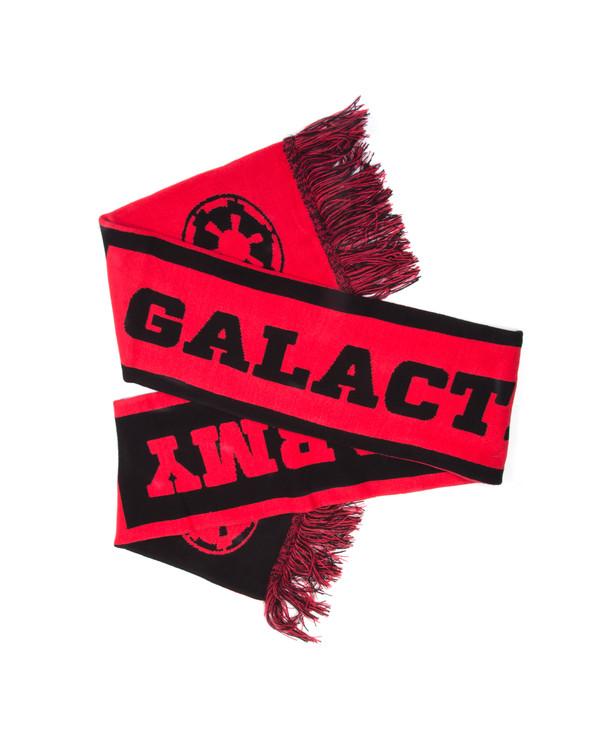 Šála Star Wars - Galactic Army Red