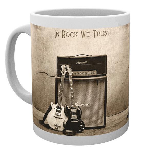Šalice AC/DC - Trust Rock