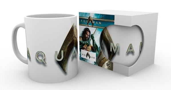 Aquaman - Logo Šalice