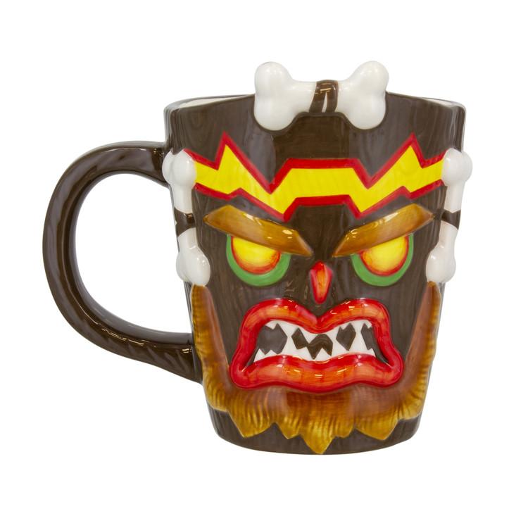 Crash Bandicoot - Uka Uka Šalice