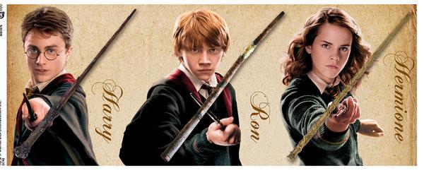 Šalice Harry Potter - Wands