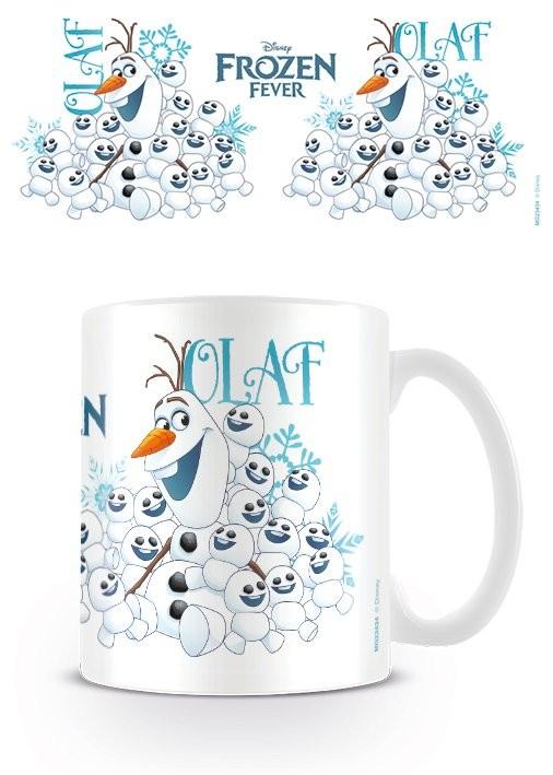 La Reine des neiges - Olaf Šalice