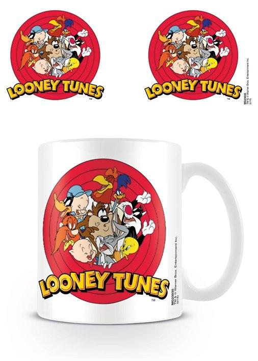 Šalice Looney Tunes - Logo