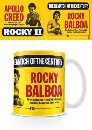 Rocky - Rocky II Šalice