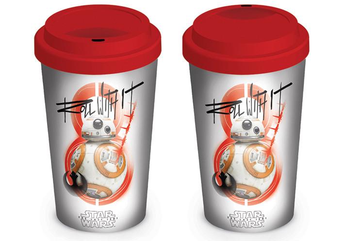 Star Wars: The Last Jedi - BB-8 Roll With It Šalice