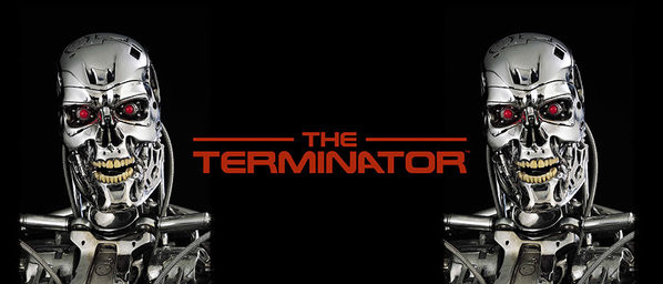 Terminator - Endoskeleton Šalice