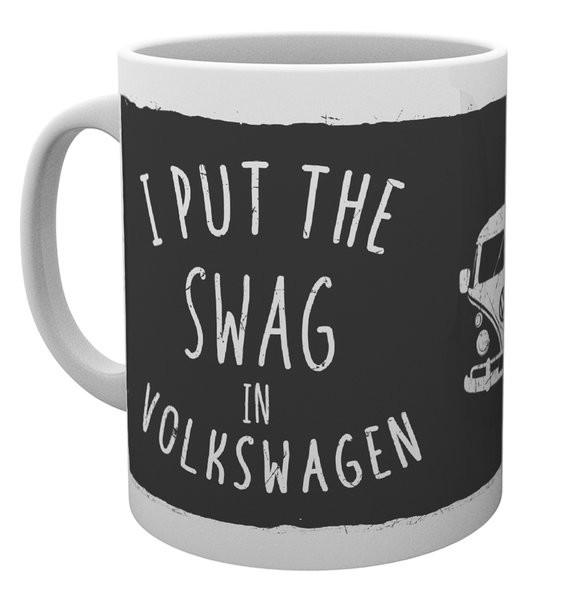 VW Camper - Camper Swag Šalice